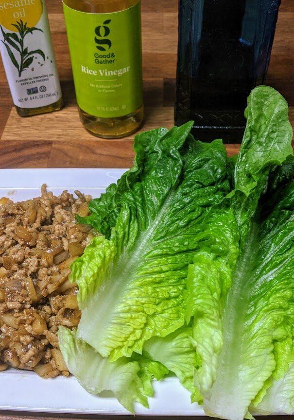 crockpot express lettuce wraps